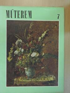 Artner Tivadar - Műterem 1958. július [antikvár]