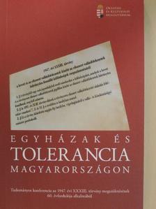 Bragyova András - Egyházak és tolerancia Magyarországon [antikvár]