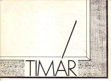 LOSONCI MIKLÓS - Timár József festőművész kiállításának megnyitója (meghívó) [antikvár]