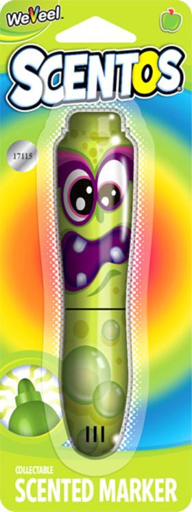 Scentos Illatos filctoll - Zöldalma
