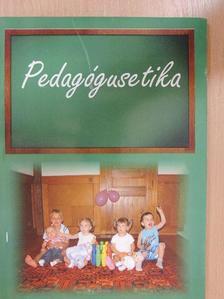 Bécsi Zsófia - Pedagógusetika [antikvár]