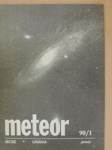 Farkas László - Meteor 1990/1. [antikvár]