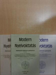 Banczerowski Janusz - Modern Nyelvoktatás 2004/1-4. [antikvár]