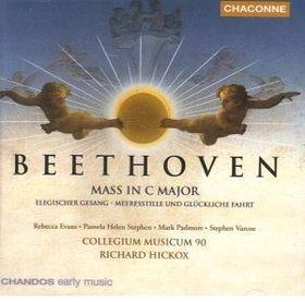 BEETHOVEN - MASS IN MAJOR ETC ; CD
