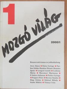 Avar János - Mozgó Világ 2000. január [antikvár]