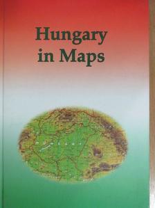 Berényi István - Hungary in Maps [antikvár]