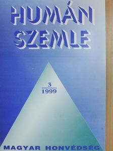 Bakos Klára - Humán Szemle 1999/3. [antikvár]