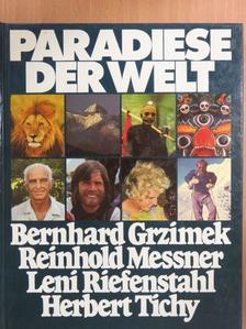 Bernhard Grzimek - Paradiese der Welt [antikvár]