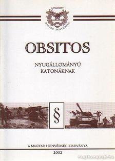 Galló István-Pintér Ferenc - Obsitos [antikvár]