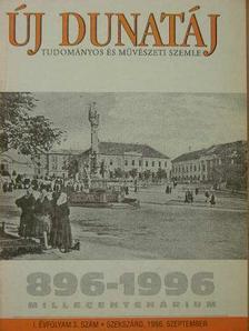 Bayer Béla - Új Dunatáj 1996. szeptember [antikvár]
