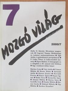 Ágh Attila - Mozgó Világ 2000. július [antikvár]