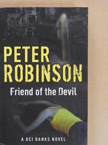 Peter Robinson - Friend of the Devil [antikvár]