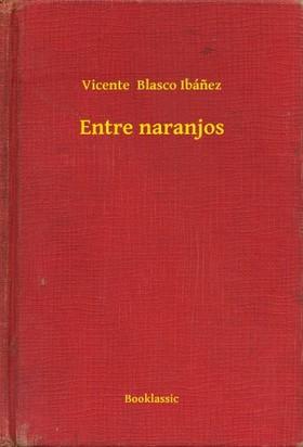 Vicente Blasco Ibánez - Entre naranjos [eKönyv: epub, mobi]