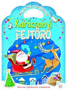 Agnieszka Bator - Karácsonyi fejtörő