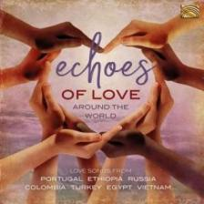 ECHOES OF LOVE AROUND THE WORLD CD