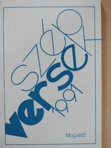 Ágh István - Szép versek 1991 [antikvár]