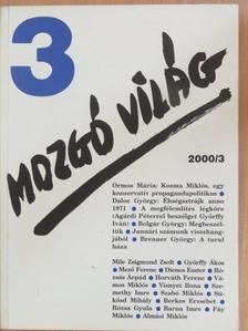 Almási Miklós - Mozgó Világ 2000. március [antikvár]