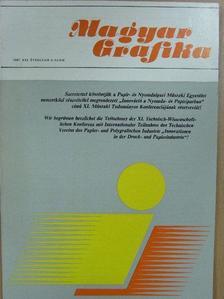 Bernát Iván - Magyar Grafika 1987/3. [antikvár]