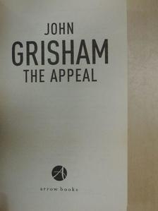 John Grisham - The Appeal [antikvár]