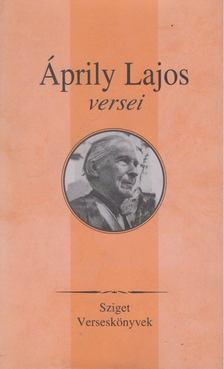 Áprily Lajos - Áprily Lajos versei [antikvár]