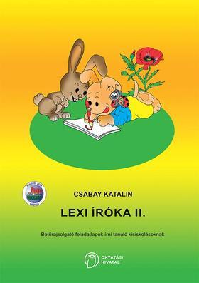 Csabay Katalin - LEXI ÍRÓKA II. - 98572/F/II.