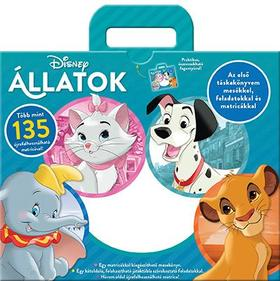 Disney - Disney: Állatok - Táskakönyv