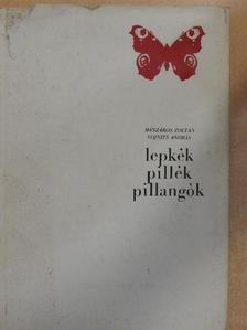 Mészáros Zoltán - Lepkék, pillék, pillangók [antikvár]