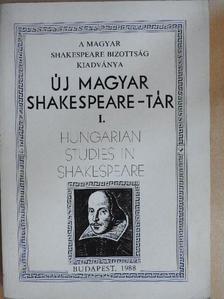 Bogárdi Szabó István - Új magyar Shakespeare-tár I. [antikvár]