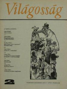 Árkus István - Világosság 1978. február [antikvár]