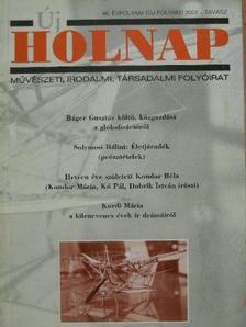 Bán Zoltán András - Új Holnap 2001. tavasz [antikvár]
