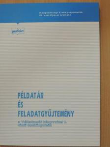 Illés Ibolya - Példatár és feladatgyűjtemény a Vállalkozói Könyvvitel I. című tankönyvhöz [antikvár]