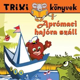 Őszi Zoltán - Aprómaci hajóra száll