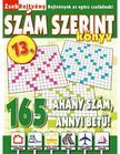 CSOSCH KIADÓ - ZsebRejtvény SZÁM SZERINT Könyv 13.