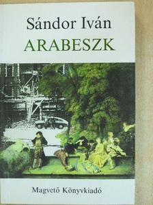 Sándor Iván - Arabeszk [antikvár]