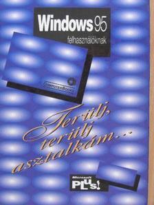 Dr. Tamás Péter - Windows 95 felhasználóknak [antikvár]