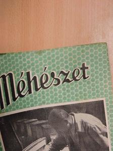 Halmágyi Levente - Méhészet 1956-1958., 1966., 1968-1969., 1978-1979., 1983-1985. (vegyes számok) (47 db) [antikvár]