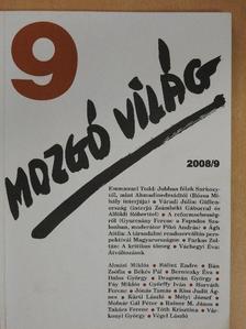 Ágh Attila - Mozgó Világ 2008. szeptember [antikvár]