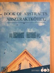 VII. Interdiszciplináris Doktorandusz Konferencia 2018. május 17-19. [antikvár]