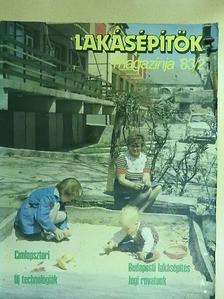 Bódi Ágnes - Lakásépítők Magazinja 1983/2. [antikvár]