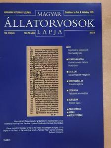 Horváth András - Magyar Állatorvosok Lapja 2013/4. [antikvár]