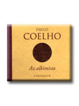 Paulo Coelho - Az alkimista - illusztrált díszkiadás különleges kötésben