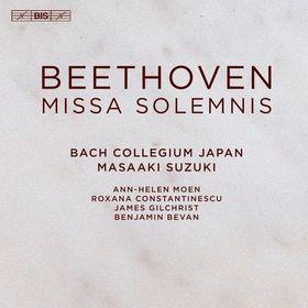 BEETHOVEN - MISSA SOLEMNIS,CD MASAAKI SUZUKI