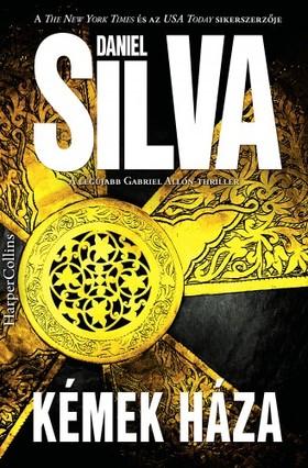Daniel Silva - Kémek háza [eKönyv: epub, mobi]
