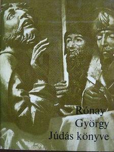 Rónay György - Júdás könyve [antikvár]