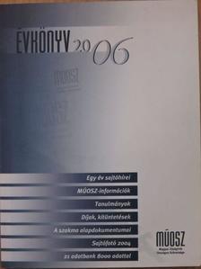 Acsay Judit - MÚOSZ évkönyv 2006 [antikvár]