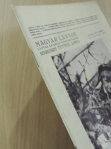 Borbély László - Magyar Lányok 1938-1939. (nem teljes évfolyam) [antikvár]
