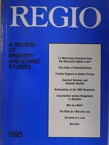 Éger György - Regio 1995. [antikvár]