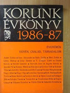 Ander Zoltán - Korunk évkönyv 1986-87 [antikvár]