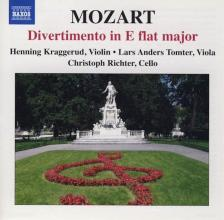 MOZART - DIVERTIMENTO IN E FLAT MAJOR CD
