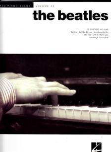 JAZZ PIANO SOLOS VOL. 28 THE BEATLES